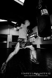 boxe alla Momo Factory Gym