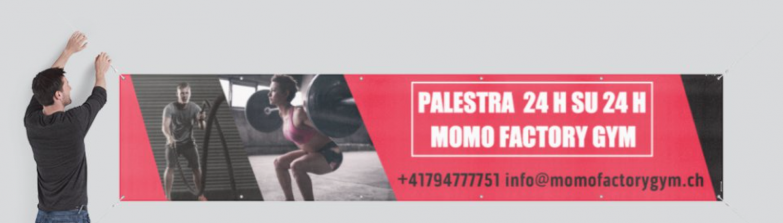 MOMO FACTORY GYM – Palestra Mendrisio